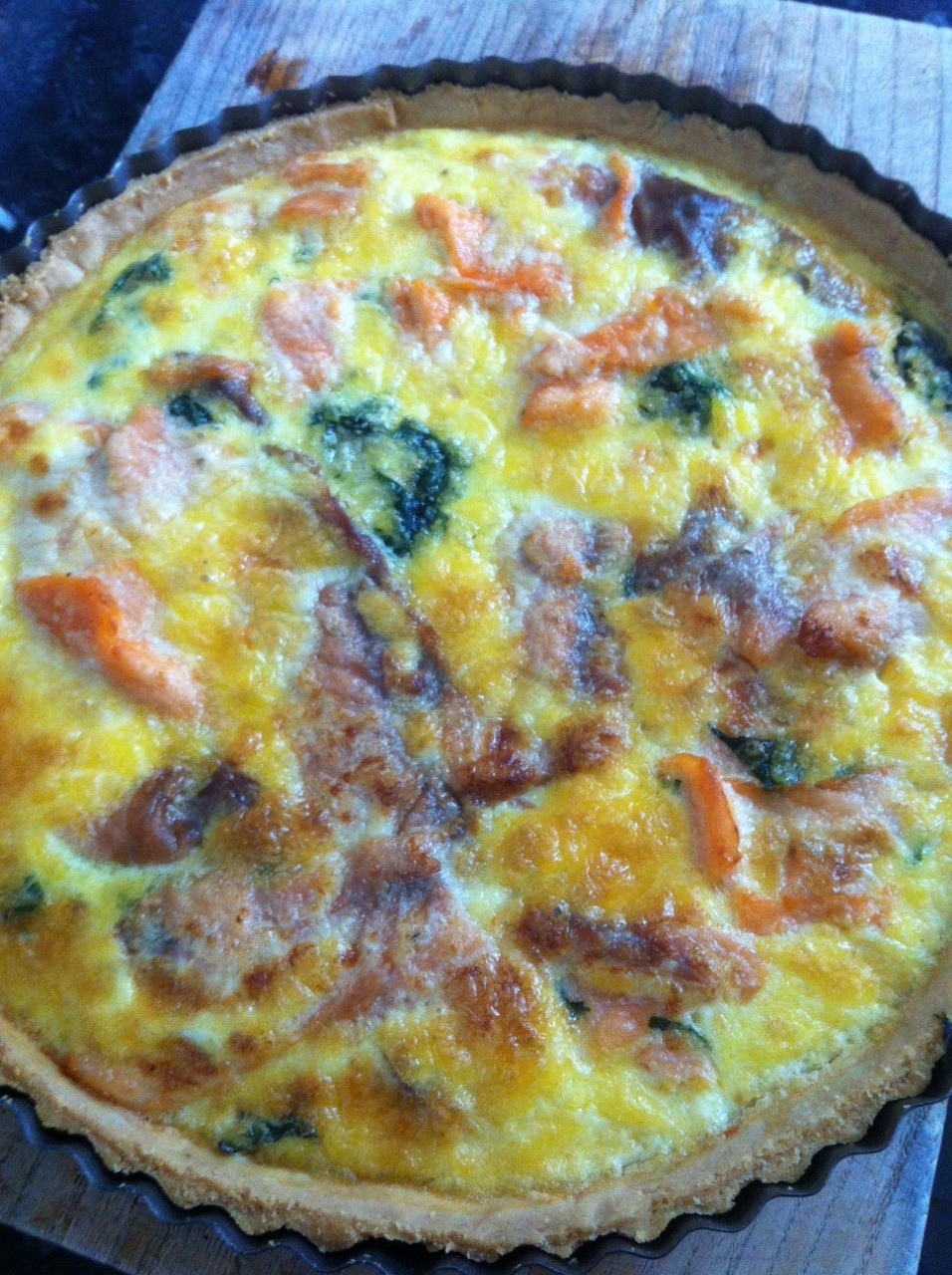 smoked salmon and chard tart.jpg
