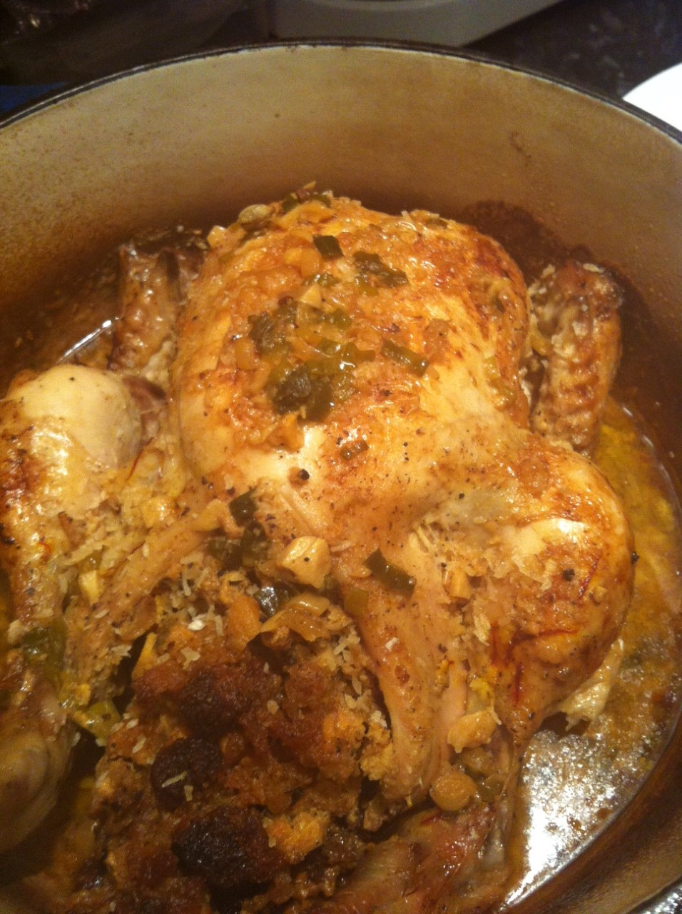 Chicken roast stuffed Indian style.jpg